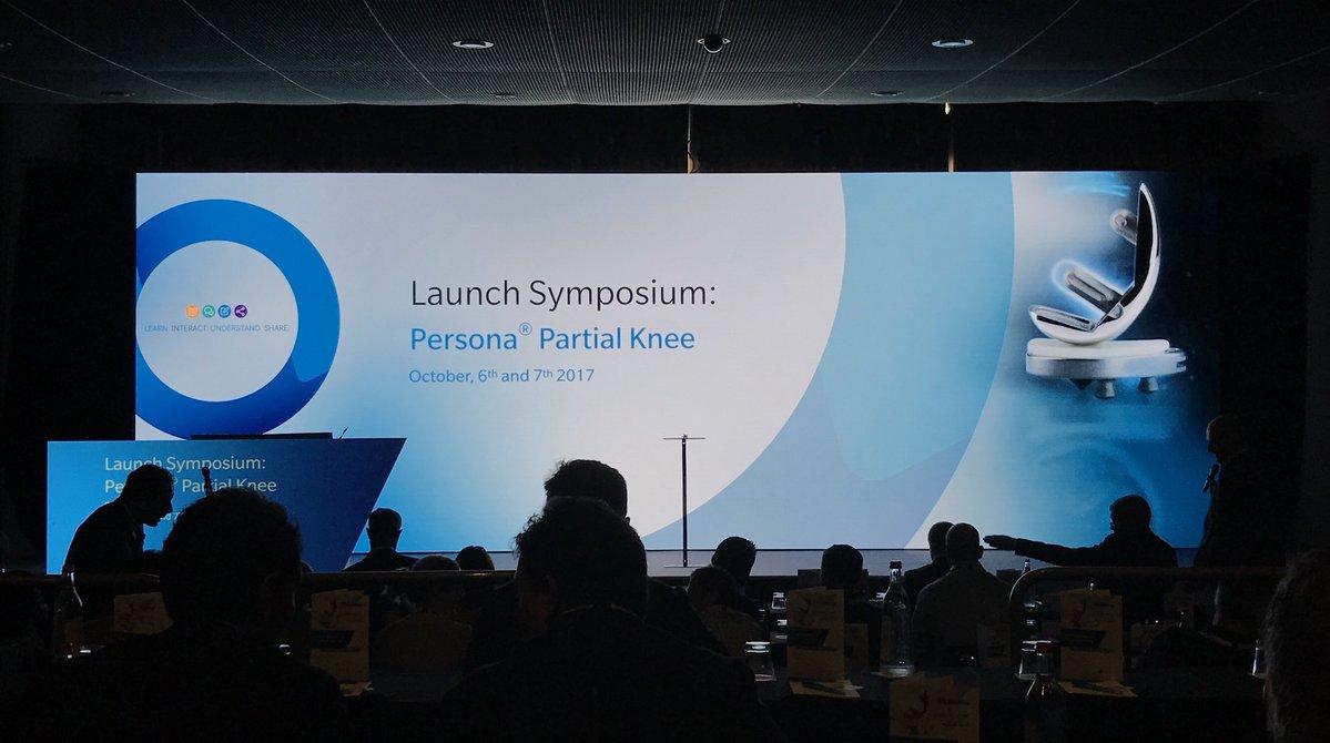 PPK Launch Symposium Rome