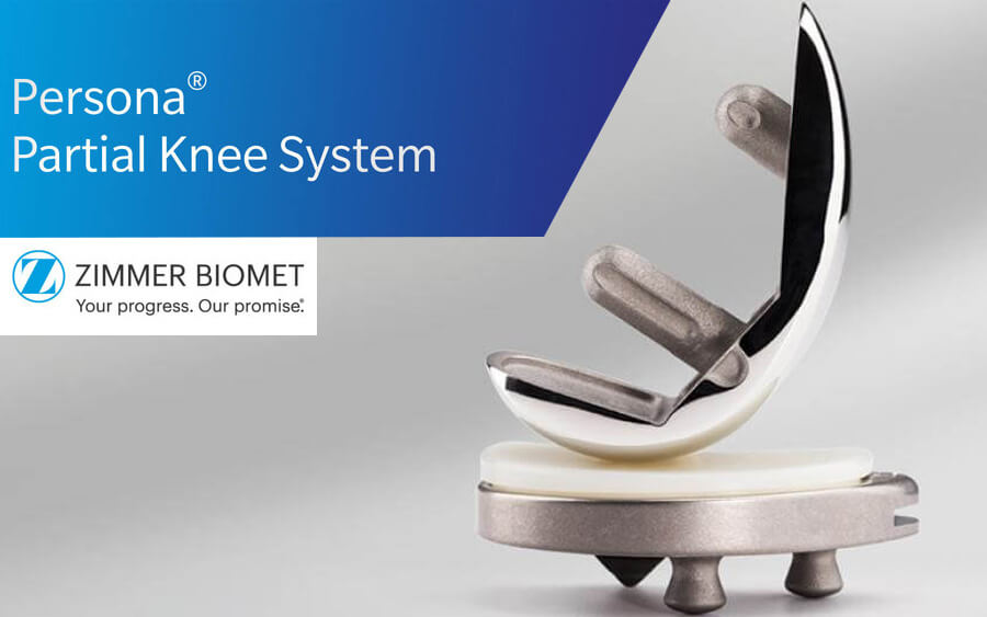 Persona® Partial Knee System