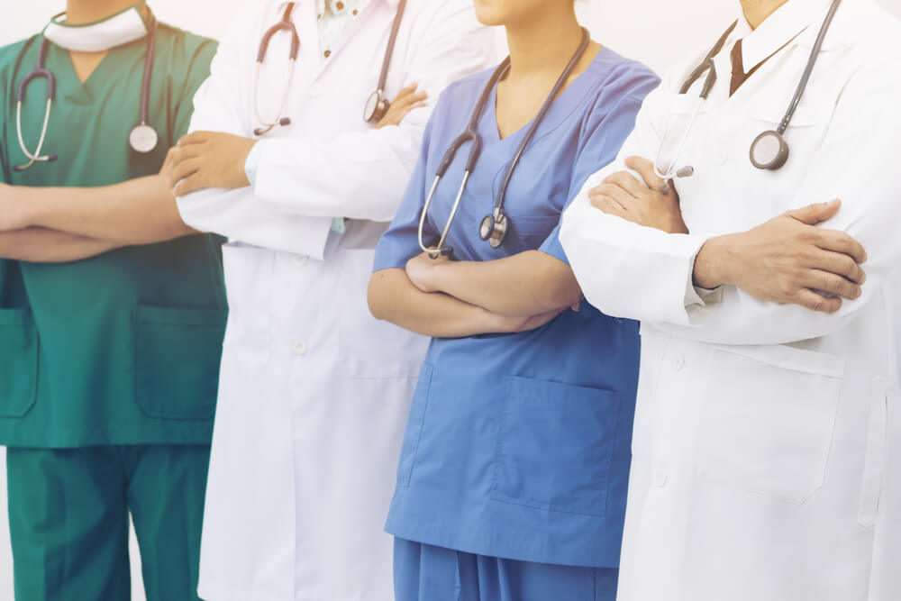 Nurse, Doctor, Surgeon Hospital Staff