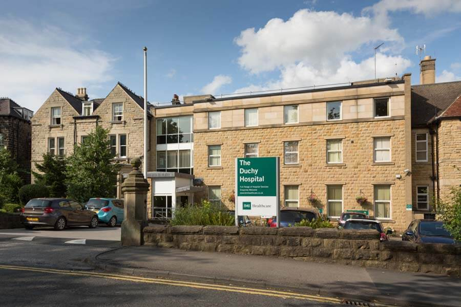 BMI The Duchy Hospital Harrogate