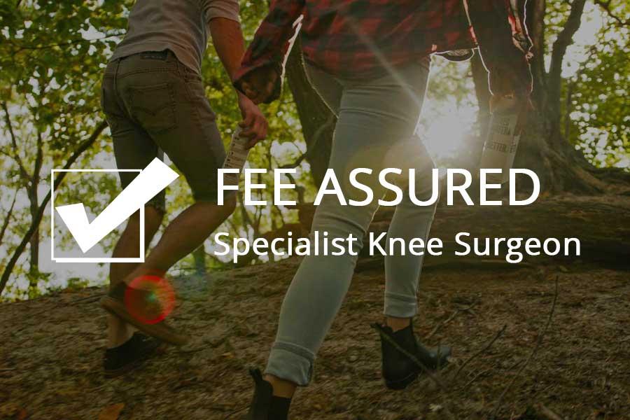 Fee Assured Specialist Knee Surgeon