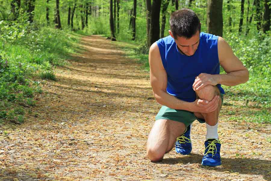 Joint surface knee treatment for men & women