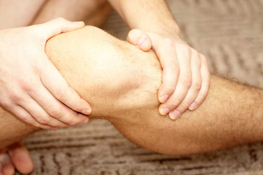 Talk to us about treatment for your knee cap problem