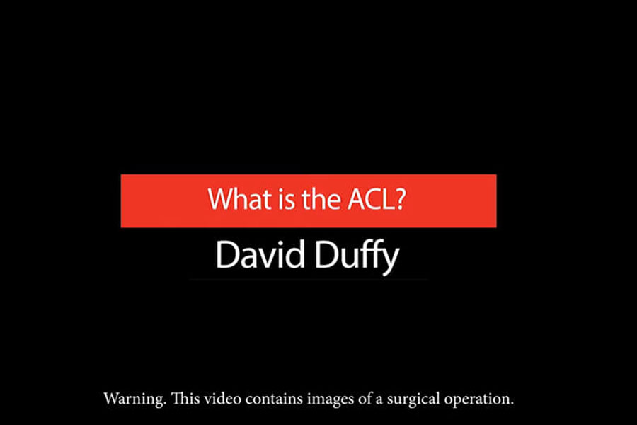 Video: What Is The ACL?