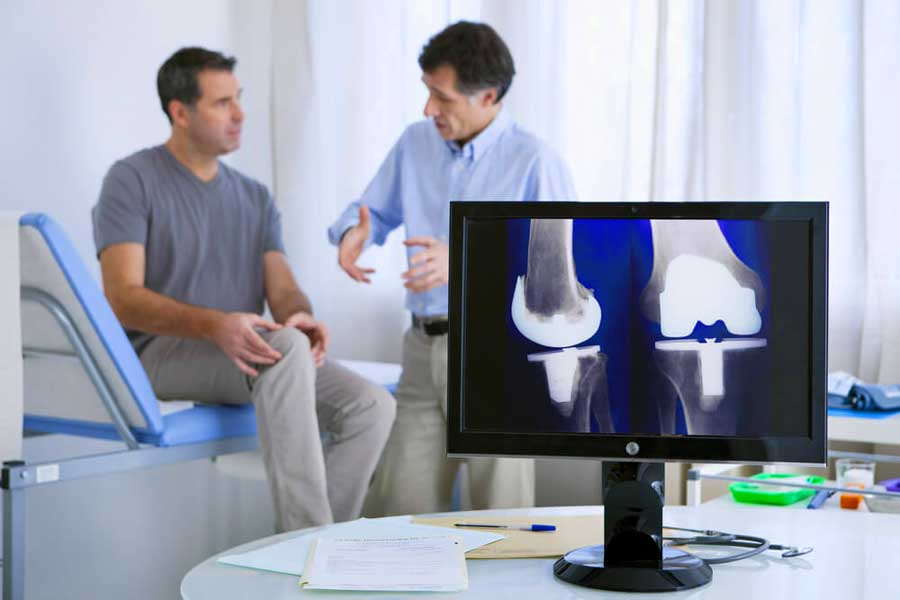 When is a knee replacement not a knee replacement?