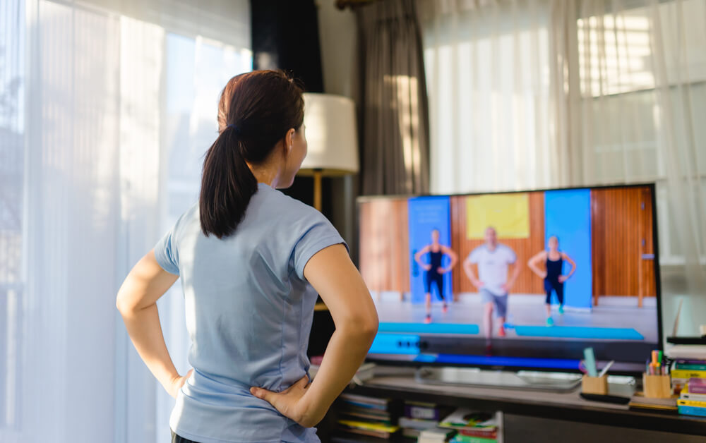 How Can Internet-Based Exercises Help Your Osteoarthritis?