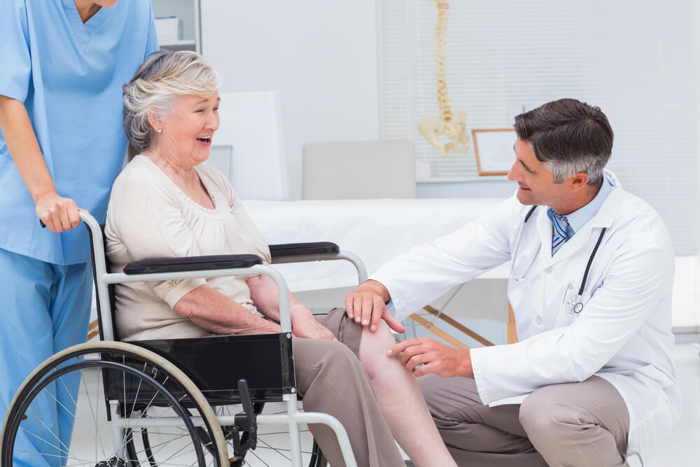 Knee Replacements – How Old Is Too Old?