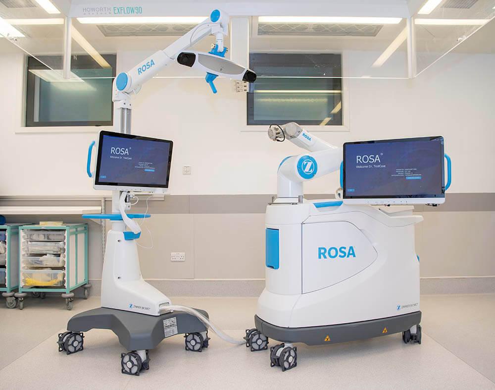 Zimmer Biomet ROSA Robot